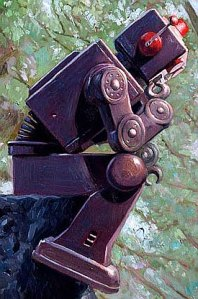 robot-thinker